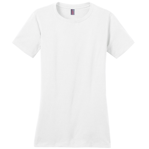 District Made Ladies Perfect Weight Tee