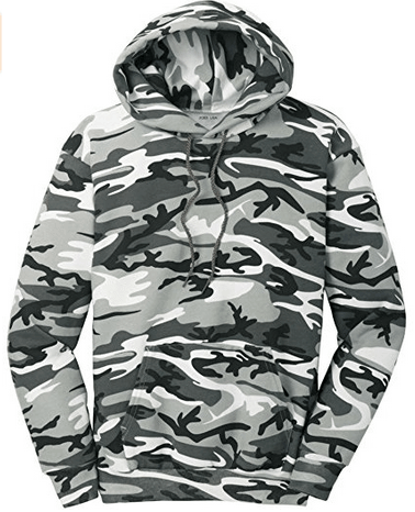 You Will Never Go Wrong With Custom Camo Hoodies