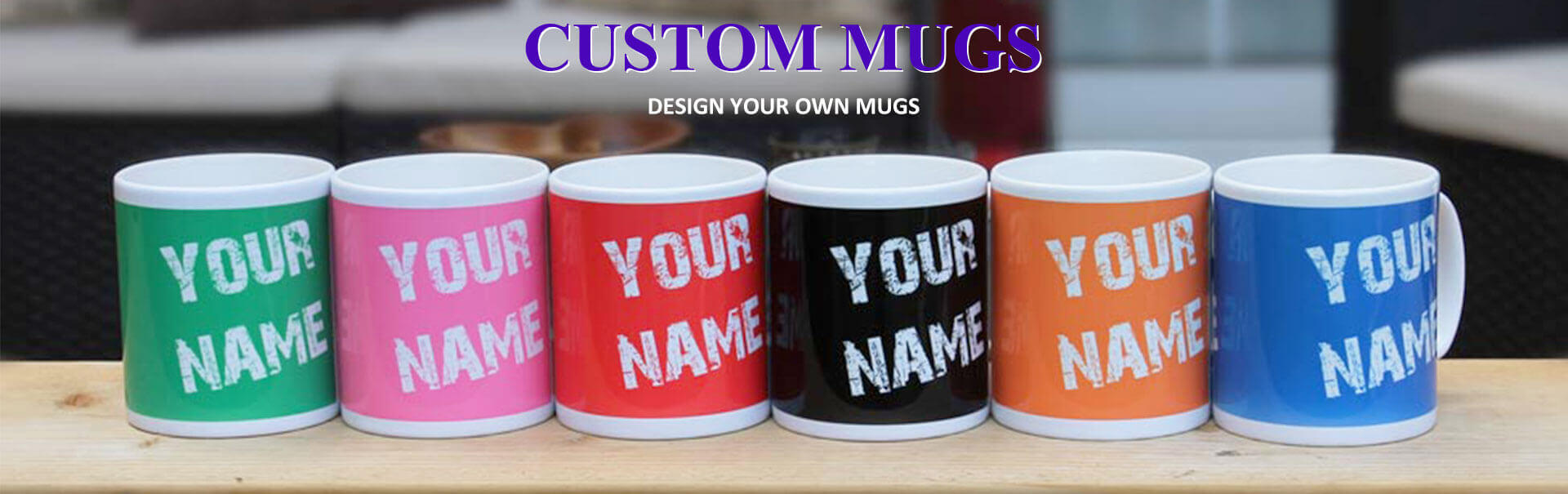 custom heat changing mugs