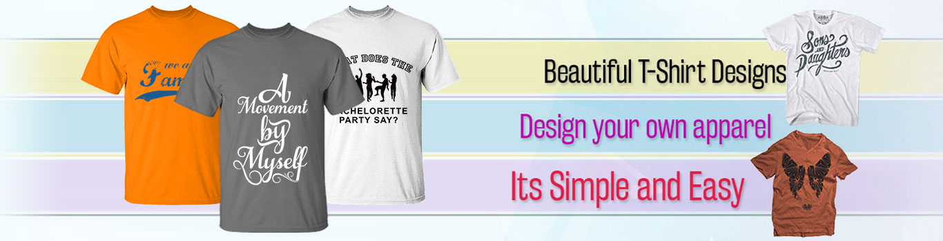 custom t shirts for men