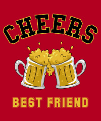 Cheers Best Friend