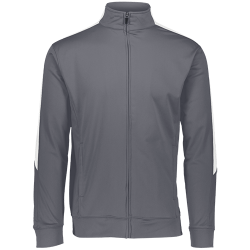 Augusta Mens Performance Colorblock Full Zip