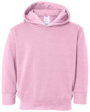 Rabbit Skins Toddler Fleece Hoodie