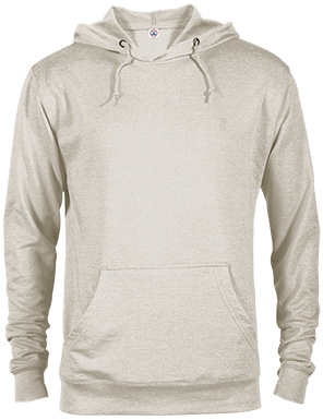 Delta Mens French Terry Hoodie