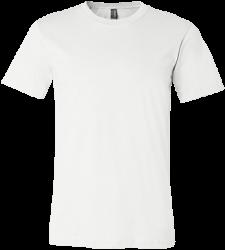 Bella + Canvas Unisex Jersey Short-Sleeve T-Shirt