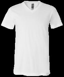Bella + Canvas Unisex Jersey SS V-Neck T-Shirt