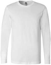 Bella + Canvas Men's Jersey LS T-Shirt