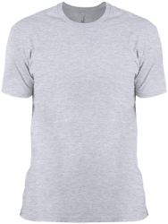 Next Level Men's Made in USA Cotton T-Shirt