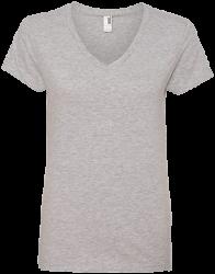 Anvil Ladies V-Neck T-Shirt