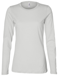 Bella + Canvas Ladies' Jersey LS Missy Fit