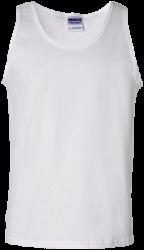 Gildan Mens 100% Cotton Tank Top
