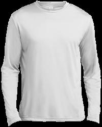 Spor-Tek Mens LS Moisture Absorbing T-Shirt
